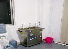 圣蓝直饮水机是否是真正的不锈钢直饮水机厂家