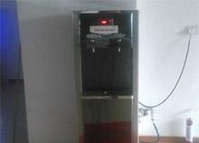联投物业冷热直饮水机还是找圣蓝直饮水机公司