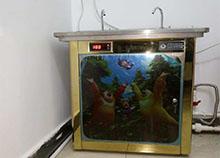 东莞雅思特幼儿园安装幼儿园直饮水机