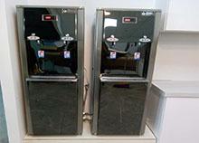 天地瑞安培训学校选择安装圣蓝不锈钢直饮水机