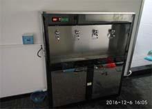 东莞高校选择安装圣蓝温热校园直饮水机