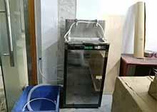 宏瑞电子厂多年使用圣蓝牌工厂不锈钢直饮水机