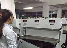 东莞光明小学安装了圣蓝学校沸腾温开水器