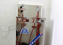 深圳威富集团选择安装圣蓝工厂直饮水机