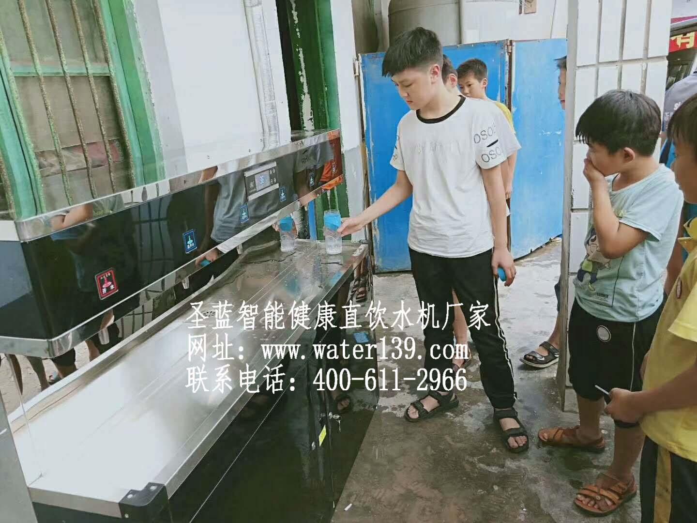 校园直饮水机清洗让师生喝上健康安全直饮水