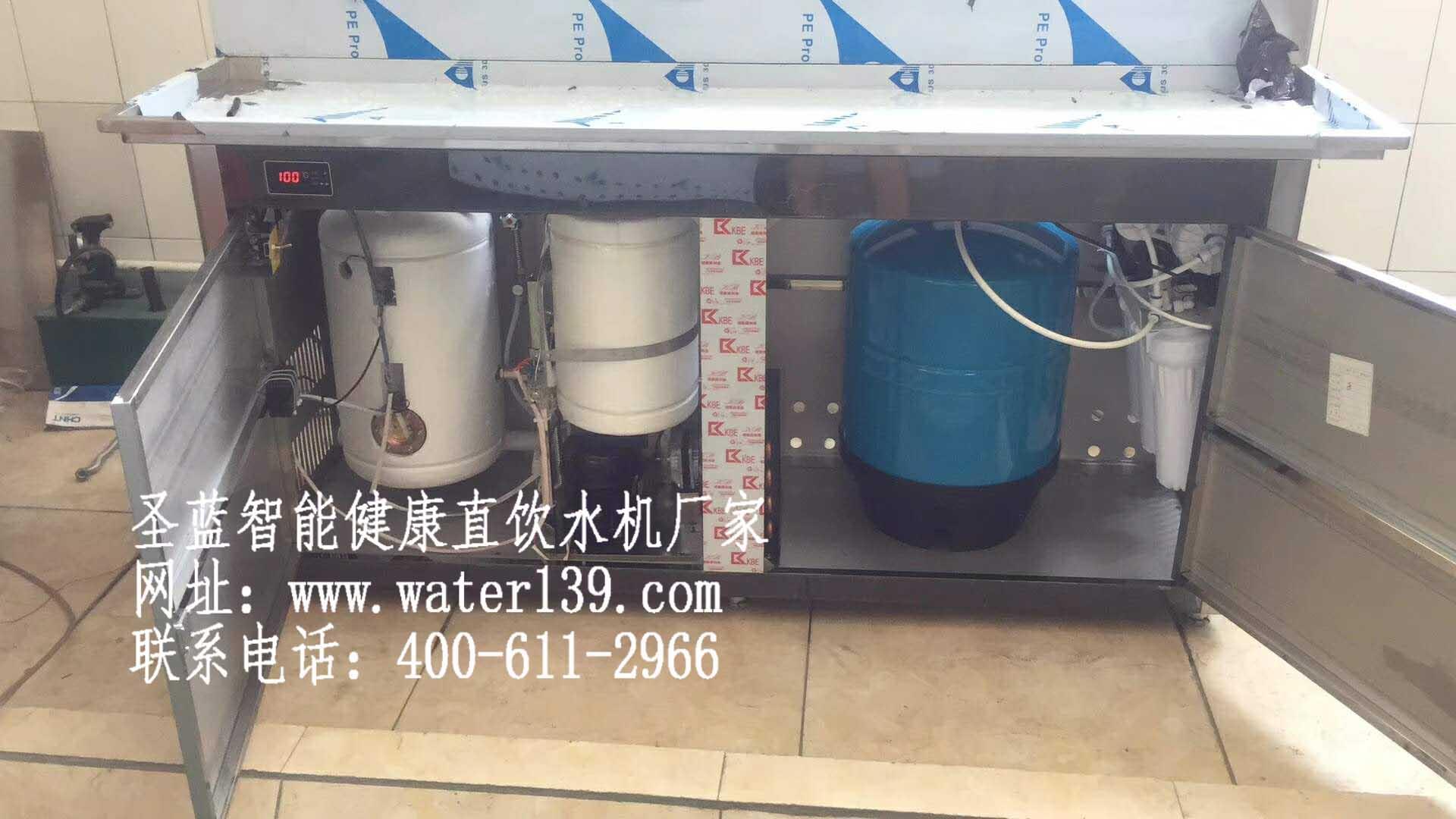 校园直饮水机维护保养很重要