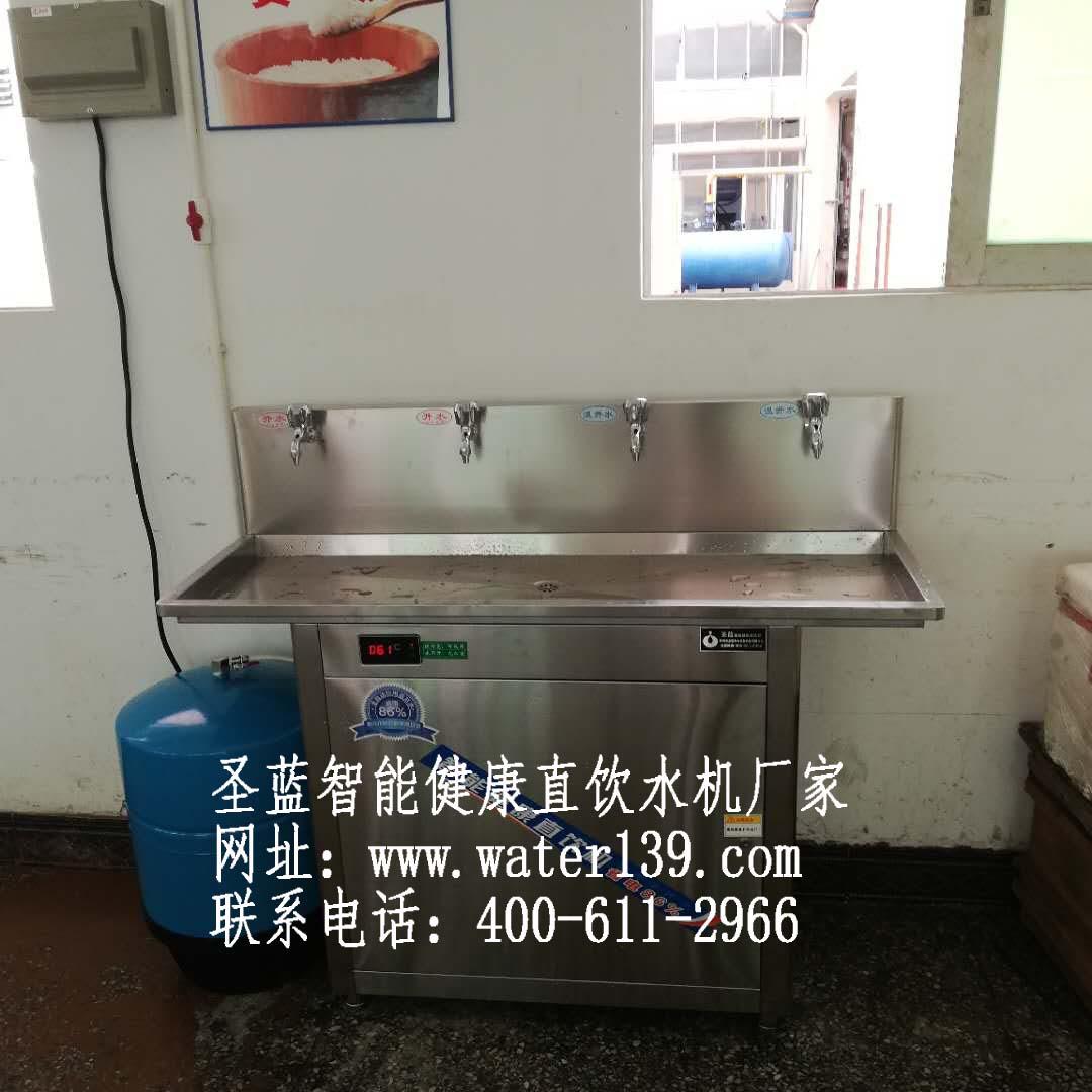 开学季校园直饮水设备滤芯耗材提前更换
