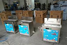 晋阳阳光幼儿园安装圣蓝幼儿园饮水机