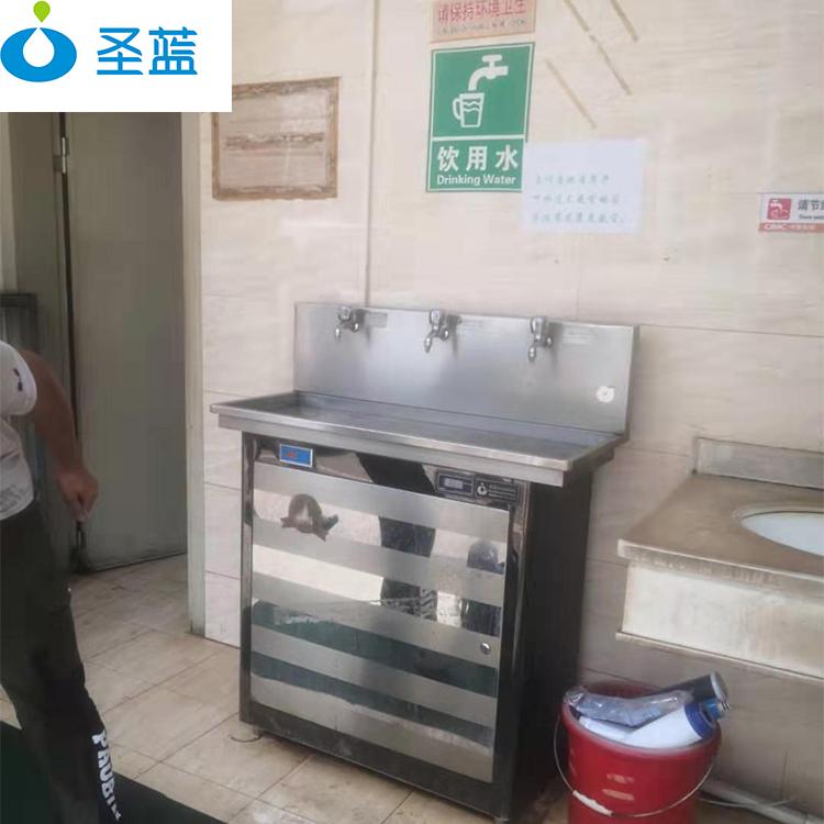 圣蓝告诉您为什么工厂直饮水机出水是卫生的