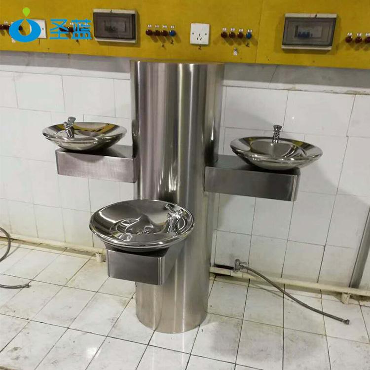 深圳公共户外饮水台选择圣蓝